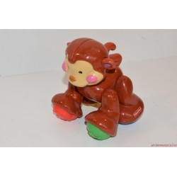 Fisher-Price csörgős majom