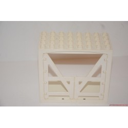 Lego Duplo istálló elem ajtóval