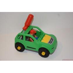 Lego Duplo autós Toolo szerelő autó készlet