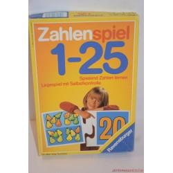 Zahlenspiel Számolós párosító társasjáték