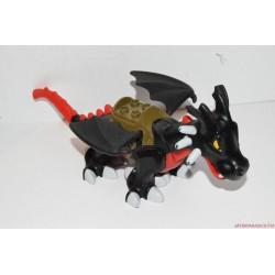 Lego Duplo fekete sárkány