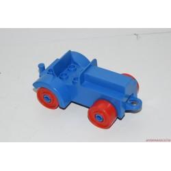 Vintage Lego Duplo kék traktor