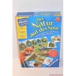 Der Natur auf der Spur természet német társasjáték