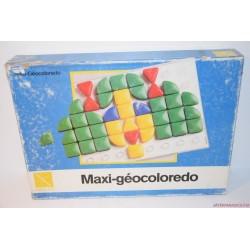Vintage Maxi-Géocoloredo...