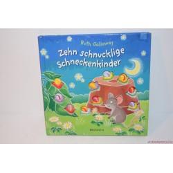 Zehnschmucklige schneckerkinder német nyelvű könyv