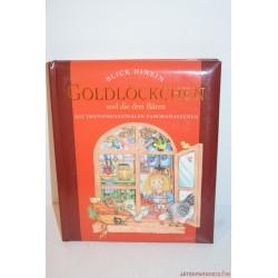 Goldglöckchen und die drei Baren német nyelvű könyv