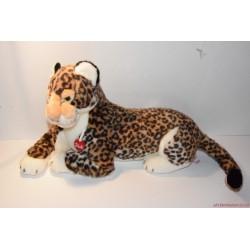 Trudi élethű leopárd plüss