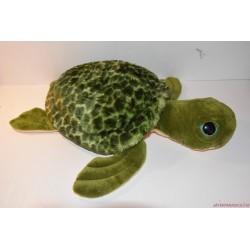 Élethű plüss teknősbéka