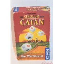Catan - Az első telepesek kockajáték