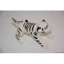 Fehér tigris figura