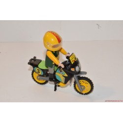 Playmobil cross motoros