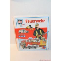 Was ist Was? Mi micsoda Tűzoltók német nyelvű könyv