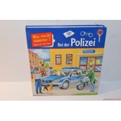 Bei der Polizei német nyelvű könyv
