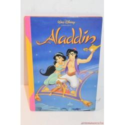 Disney: Aladdin német nyelvű könyv
