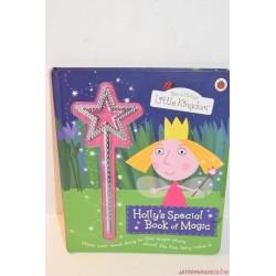 Holly's special book of magic varázs angol képeskönyv
