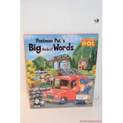 Postan Pat's Big Book of Words angol könyv