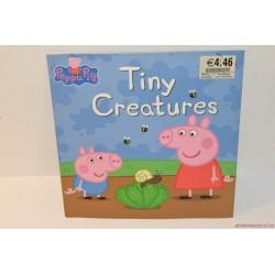 Peppa Pig Tiny Creatures angol füzetecske