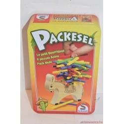 Packasel ügyességi társasjáték