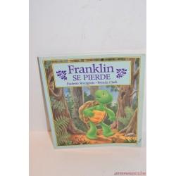 Franklin se Pierde német mesekönyv