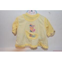 Chou Chou sárga ruha