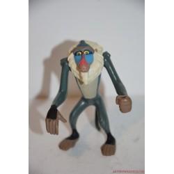 Eredeti Disney The Lion King Az Oroszlánkirály RAFIKI plüss majom kabala figura
