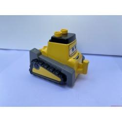 Lego Duplo Verdák láncos munkagép