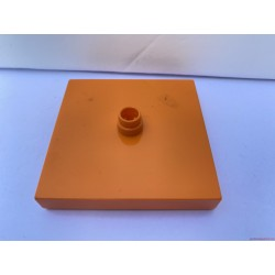Lego Duplo narancssárga elem