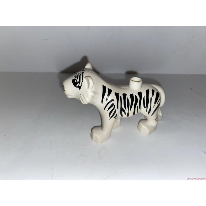 Lego Duplo fehér tigrismama