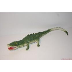 Krokodil gumifigura