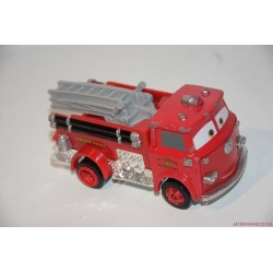 Cars Verdák Piró tűzoltó kisautó