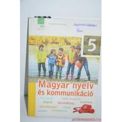 Magyar nyelv és kommunikáció 5. osztály tankönyv