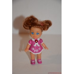 Vintage kicsi hajasbaba