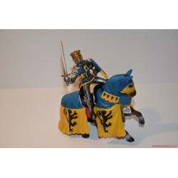 Schleich középkori lovag katona