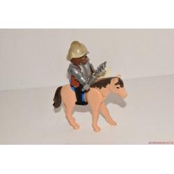 Playmobil középkori lovag lovaskatona