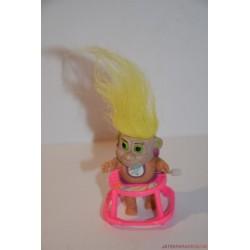 Russ Trolls: baby troll figura járókában