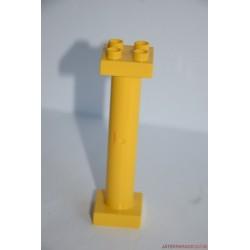 Lego Duplo sárga oszlop