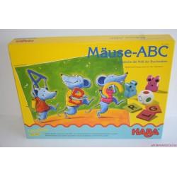 HABA 4562 Mäuse-ABC, Egér-ABC társasjáték