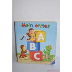 Mein erstes ABC, Első ABC könyvem, német nyelvű könyv
