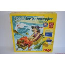 HABA 4224 Insel der Schmuggler, Csempészek szigete társasjáték