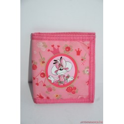 Diddlina rózsaszín pénztárca