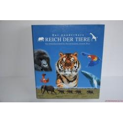 Reich der Tiere német nyelvű állatos ismeretterjesztő album, képeskönyv