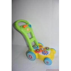 Tili-toli tolható színes fűnyíró babajáték