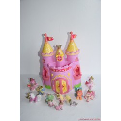 Filly Pony: Filly Festivia kastély készlet pónikkal
