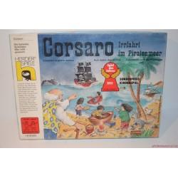 Akciós Vintage Corsaro kalózos társasjáték