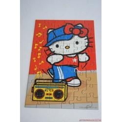 Sanrio Hello Kitty puzzle kirakós játék, doboz nélkül