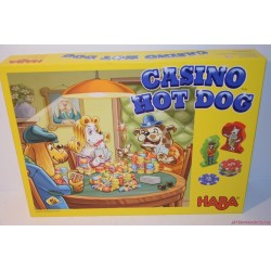 HABA 4244 Casino Hot Dog társasjáték