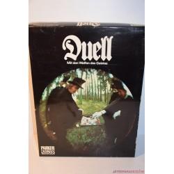 Vintage Parker Duell, Párbaj stratégiai társasjáték