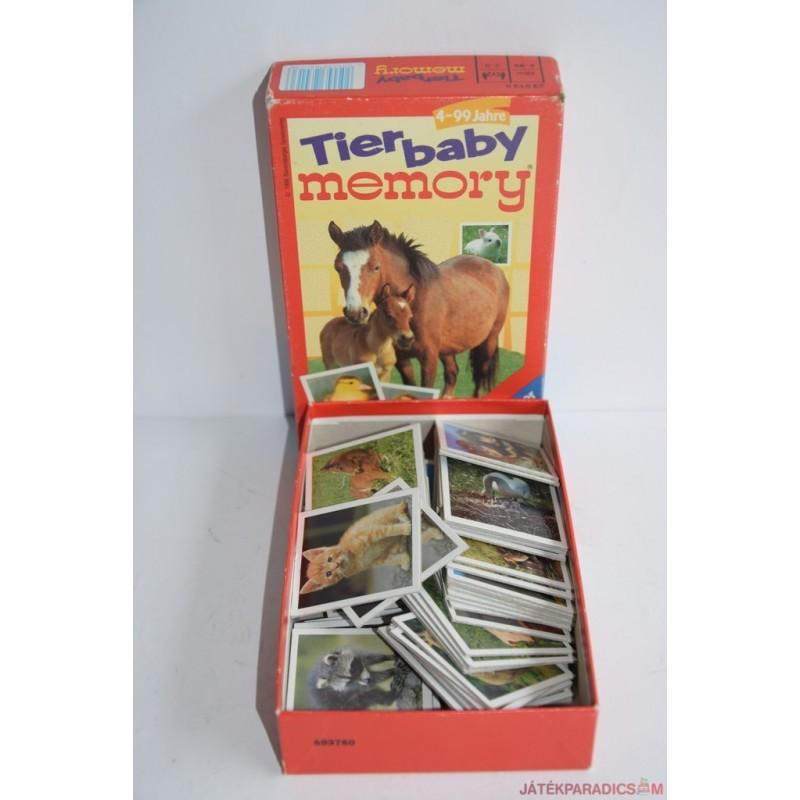 Ravensburger Tier Baby Memory memóriajáték