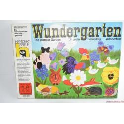 Vintage Wundergarten Csodakert társasjáték