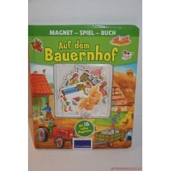 Auf der Bauernhof, Farmgazdaság mágneses kiegészítős könyvecske